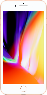 Iphone8 plus gold select 2017 av1